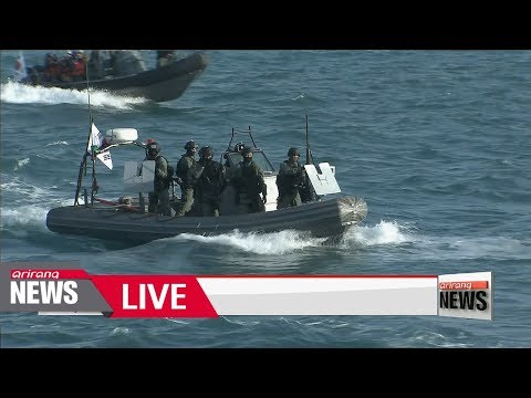 [LIVE/ARIRANG NEWS] Joint Chiefs of Staff say S. Korean navy's destroyer Munmu the Great...