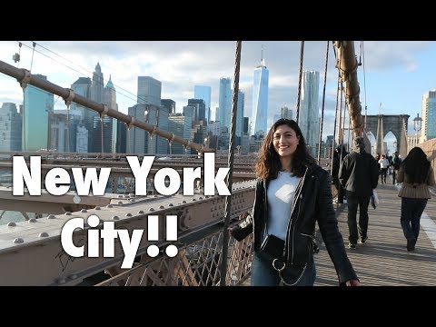 THE ONE THING YOU MUST DO IN NEW YORK CITY!