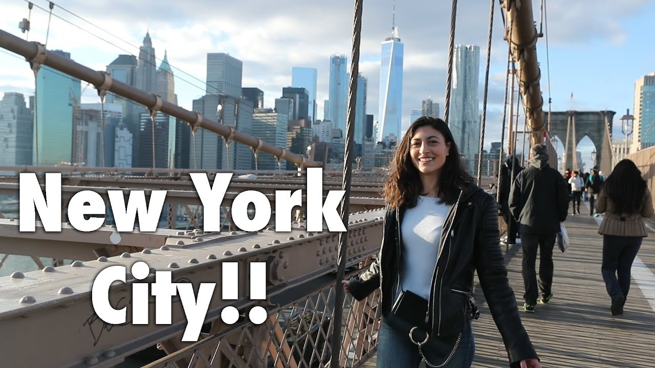 The one thing you must do in new york city youtube for Must do in new york