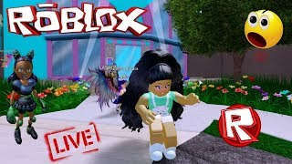 ROBLOX-TODAY LIVE IS CATCHING a LOT of FIRE 💚💛🔴💓💚💙