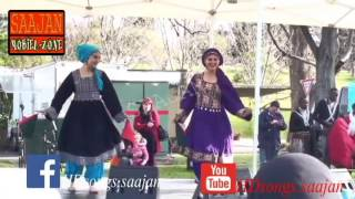 new song by afghan girls attan 2016