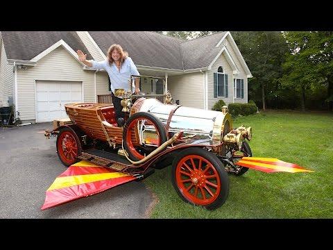 Chitty Chitty Bang Bang Replica: Superfan Creates Road Legal Version Of Famous Car