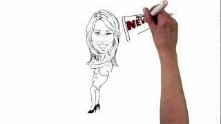 """ESPN """"Numbers Never Lie Whiteboard"""" MIT Sloan Sports Analytics Conference - 321 FastDraw"""