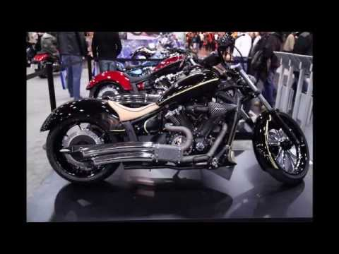 MMA Confidential: MOTORCYCLE SHOW
