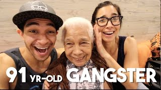 90-yr-old Filipino Online Sensation is Back! (WORLD'S CUTEST LOLA)