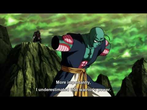 Dragon Ball Super - Ultimate Gohan vs Namekians epic moment