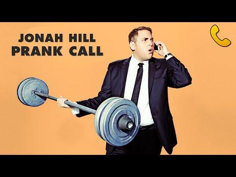 JONAH HILL PRANK CALL