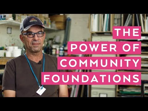 The power of Community Foundations