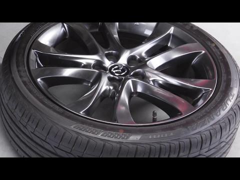 Wonderlijk Plaatsbesparend Reservewiel | Mazda3 - YouTube CT-83