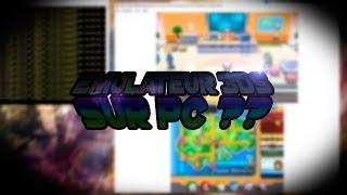 [Tutoriel n°1] Emulateur 3DS PC | Pokemon Saphir Alpha gameplay fonctionnel !