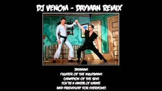 Dayman techno hardstyle remix by DJ VENOM