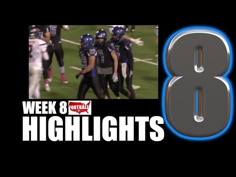 NORTHRIDGE VS LONGMONT - WEEK 8 - FOOTBALL AMERICA