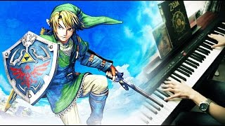 THE LEGEND OF ZELDA: SKYWARD SWORD - PIANO MEDLEY (Staff Roll/End Credits Theme)