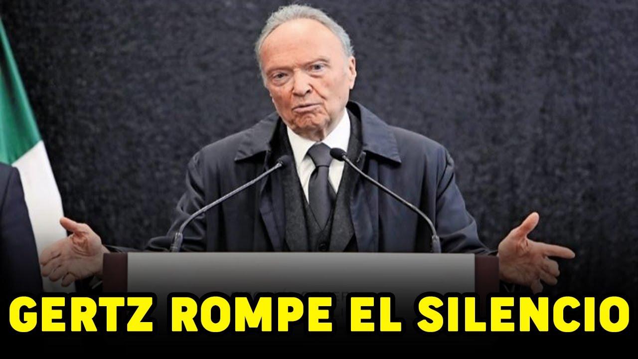 ¡MEXICO EN SHOCK! ESTO ACABA DE REVELAR GERTZ MANERO EN PLENA ENTREVISTA AMLO QUEDA SORPRENDIDO