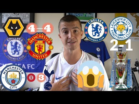 Premier League Predictions WEEK 2 || Manchester City vs Tottenham || CHELSEA vs LEICESTER