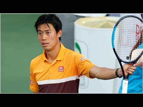 Dubai Tennis: Kei Nishikori focused on scaling new heights – atop Burj Khalifa and on court