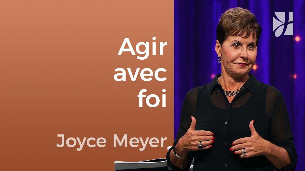 Avez-vous assez de foi pour pardonner ? (3/4) - Joyce Meyer - Fortifié par la foi