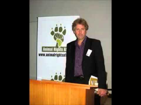 Interview w Dr. Steve Best  - World Vegan Radio - Animal Rights.flv