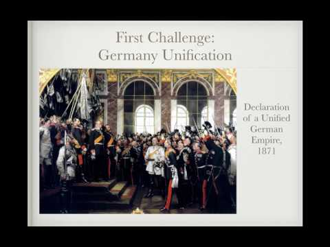 The Balance of Power in Europe Before WWI