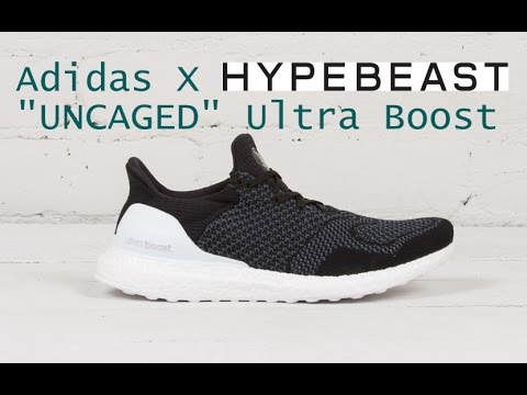 new product 64b45 8eda7 Adidas X HYPEBEAST Uncaged Ultra Boost Detailed Look