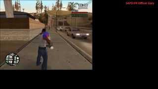 GTA SA game trainer download + gameplay (GTA_SA Center)
