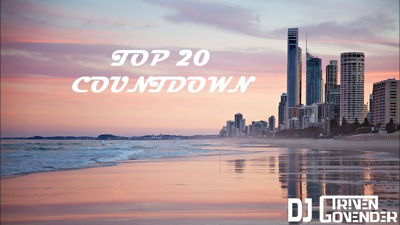 Top 20 countdown (Week: 14/12/18)