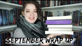 September & Tome Infinity Readathon Wrap Up   2019