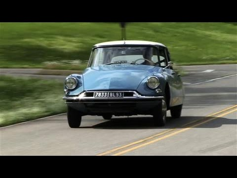 Citroen DS: The One Classic Car to Own
