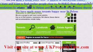 House Share St Helens   Roommates Merseyside