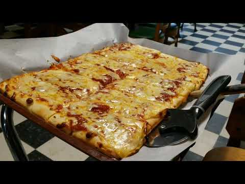 Ferri's Pizza Moscow - Old Forge Pizza Review
