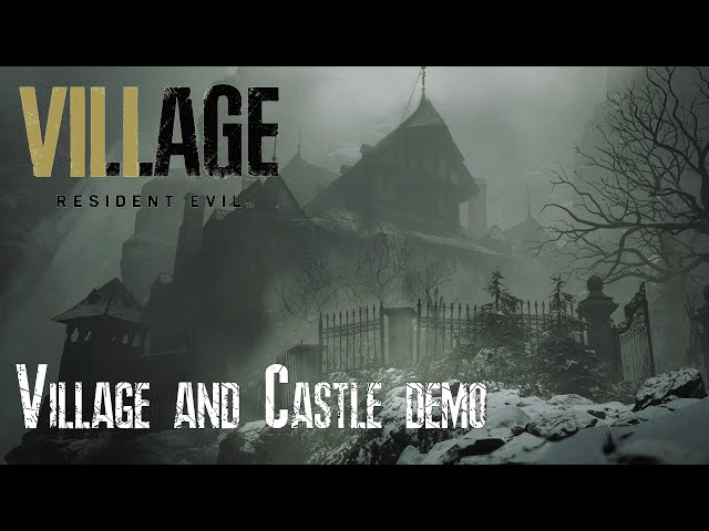 Test Drive: Resident Evil 8: Village (demo gameplay)