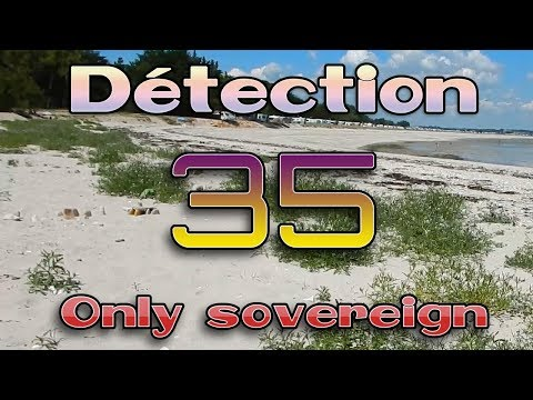 detection 35 only minelab sovereign - Partie 2/3 - Morbihan - youdig