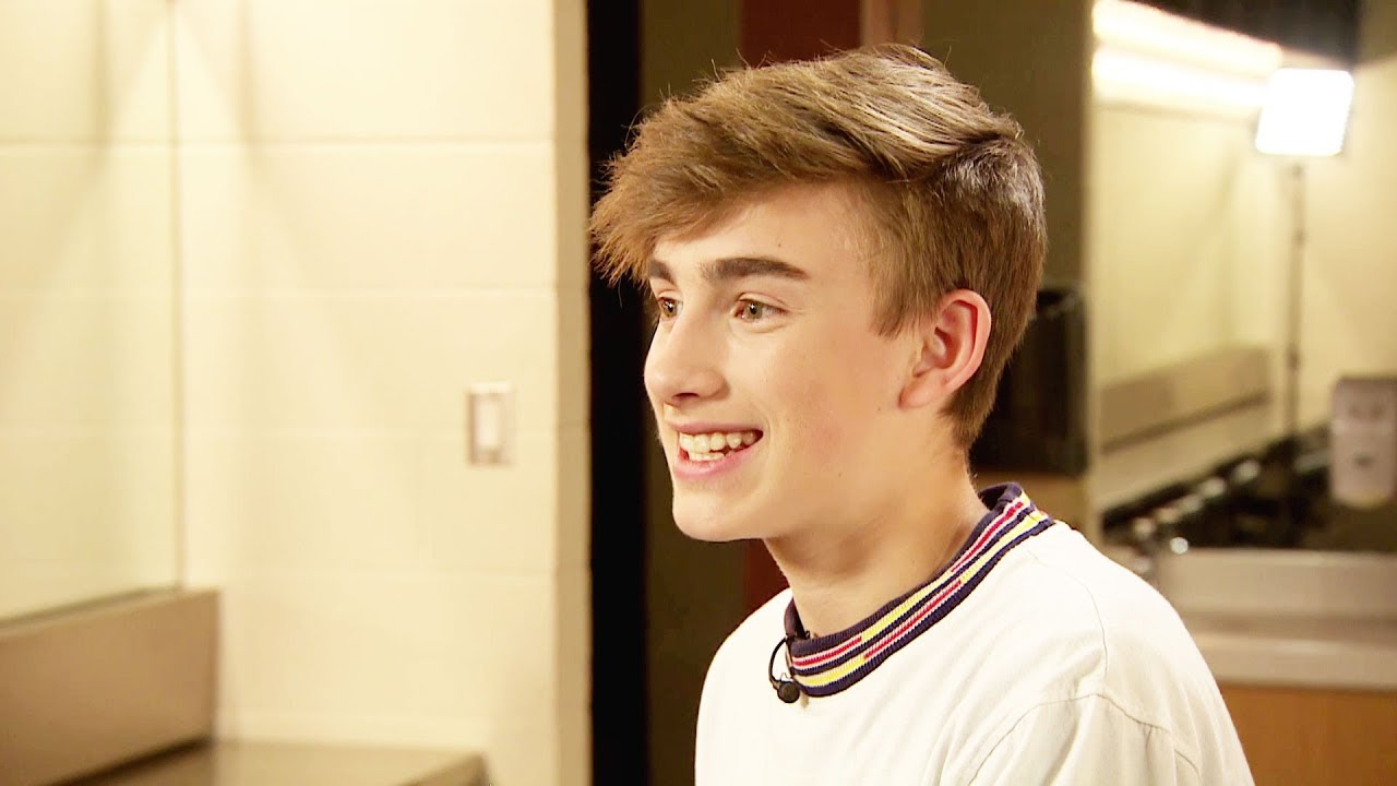 Johnny Orlando on his YouTube success - YouTube