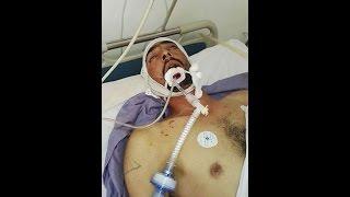 3 من الشرطة التونسية يعتدون على مواطن بالعنف الشديد ويتركونه بين الحياة والموت