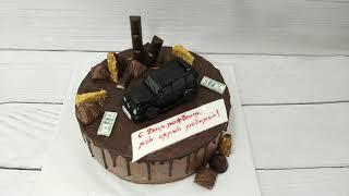 Торт Гелендваген Винница на заказ 🍫🎂 Cake Vn
