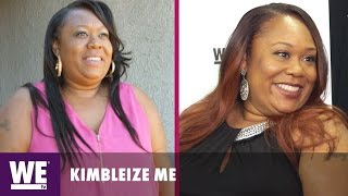 Kimbleize Me | Birthday Beauty Makeover | WE tv