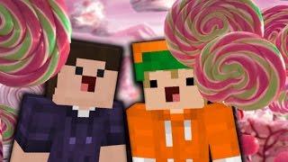 Auf ins Candyland 「Minecraft: JumpWorld」