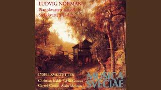 Piano Quartet in E Minor, Op. 10: III. Andante sostenuto - Allegro molto e con fuco