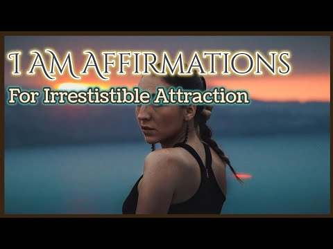 I AM AFFIRMATIONS 🌻 Irresistible Attraction Magnetism I AM Subliminal Hypnosis 285 hz