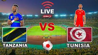 🔴#LIVE: TANZANIA vs TUNISIA (1 - 1) - MCHEZO wa KUFUZU AFCON 2020, UWANJA wa MKAPA..
