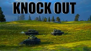 WOT - 5 v 5 Knock Out | World of Tanks