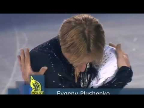 Evgeni Plushenko - The Blue Danube Waltz