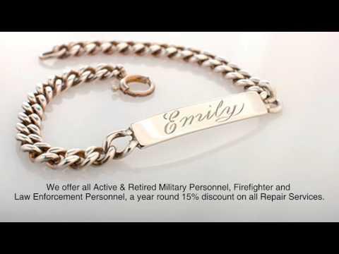 Custom Wedding & Anniversary Jewelry Design Jacksonville (904-262-4653)
