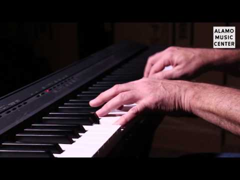 Yamaha P105 vs P35 Demo and Product Review 2014