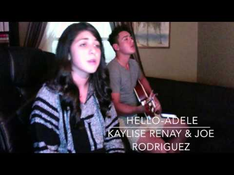 AdeleHello Cover by Kaylise Renay & Joe Rodriguez