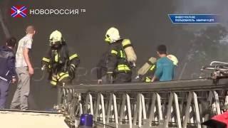 Пожар в типографии на северо-востоке Москвы(, 2016-08-27T14:29:17.000Z)