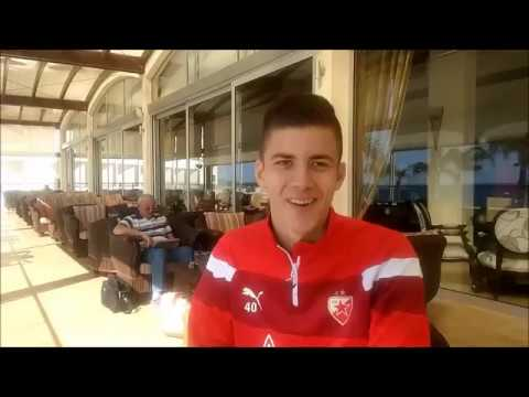 Luka Ilić opisuje kako on i mlađi igrači Zvezde pomažu Boaćeu da se privikne na novu ekipu