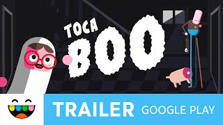 Time to Scare! | Toca Boo | Google Play Trailer | @TocaBoca