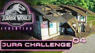 Jurassic World Evolution Deutsch Challenge Jura Schwere Stürme Deutsch German #4