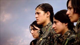 Paradies versperrt: Kampf gegen ISIS: Kurdische KämpferInnen [Doku HD/Kurden]